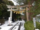 常宮神社安産祈願 (1)