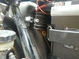 半袖一家Y様CB400F発電、充電チェック (2)