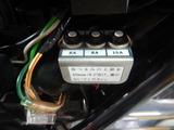 門真T号エンジン仕上げ二日目発電電圧測定 (1)