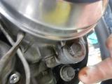枚方K号オイル漏れ箇所部品交換と応急処置 (10)