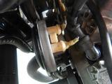大阪T号車検整備ホーン配線修理 (3)