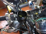 1号機メンテナンスブレーキオイル交換 (3)