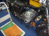 1号機510ccエンジン搭載 (2)