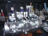 11号機エンジン加工完了からの組立て (2)