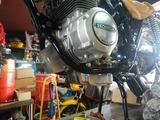CB400F国内408ccCP20号機エンジン仕上げ二日目 (6)