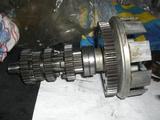 クラッチの潤滑構造 (1)