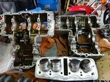 明石T号エンジン組立て下拵え一日目 (1)