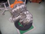 ジャイアン号ベースエンジン分解 (1)