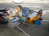 レーシングカート修理依頼 (2)