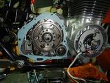 まっきーレーサー号エンジン仕上げ一日目180816 (4)