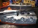 ジャイアン号ベースエンジン歪み測定 (1)