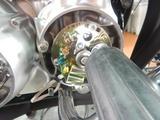 CB400国内398cc京都K様エンジン火入れ調整 (4)