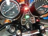 CB400F国内408ccCP20号機イグニッションキースイッチ接触不良 (6)
