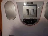 190331今朝の体重