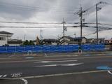5月18日CP前空き地建設工事