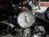 大阪T号足回りマッスル化六日目実圧縮圧力測定 (1)