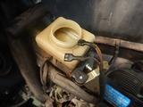 BMWタイヤ交換、ブレーキ調整 (3)