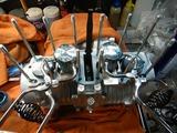 CB400国内398ccCP25号機エンジン腰上組み立て210328 (4)