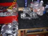 9号機用エンジンと7号機用エンジン (2)