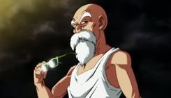 【亀仙人】まさか後年に戦闘要員としてクローズアップされるとは