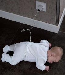 リアルすぎる赤ちゃん人形 充電も可能