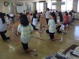 きなんせ節 公民館練習