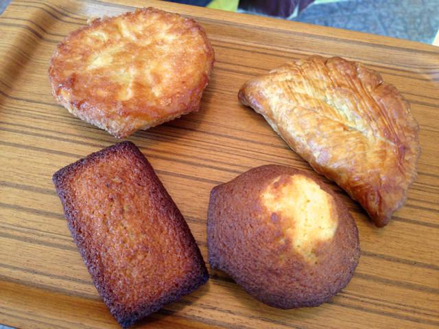 フランス 焼き 菓子