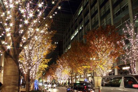 free-photo-christmas-illumination-marunouchi
