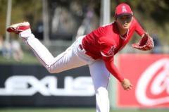 【MLB】大谷翔平、初回から158キロを計時 ロッキーズ主力を相手に初回は無失点