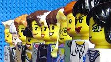 『ストライクウィッチーズ』 レゴでOP・EDを完全再現!
