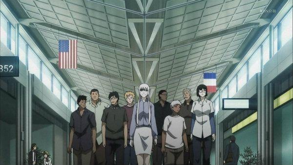『ヨルムンガンド』第21話