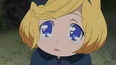 『探検ドリランド』第13話…謎の少女ララは吸血鬼発剄使い格闘少女可愛い! そして今週も姫様可愛い!