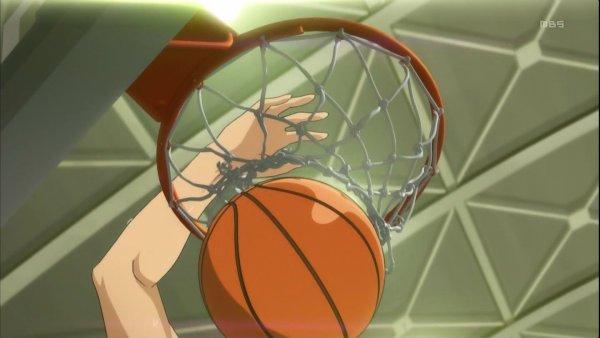 『黒子のバスケ』第4話