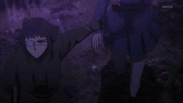 『ヨルムンガンド』第14話