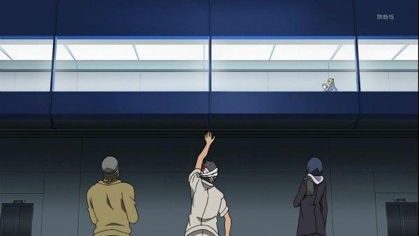 『エウレカセブンAO』第8話