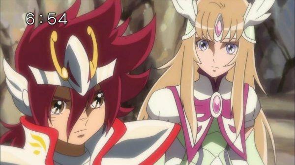 『聖闘士星矢Ω』第9話