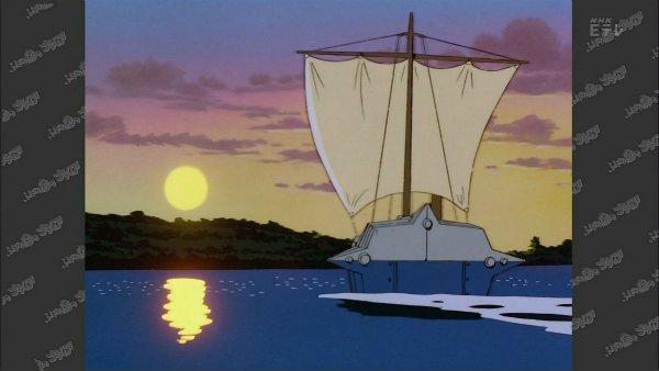 『ふしぎの海のナディア』第2話