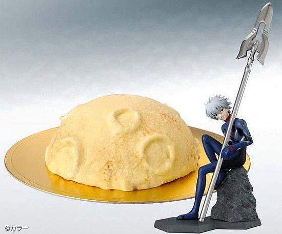 『ヱヴァンゲリヲン』 ケーキ第3弾は渚カヲルのフィギュア