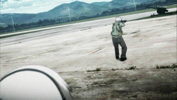 『ヨルムンガンド』第10話