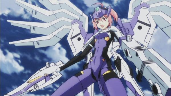 『武装神姫』第1話