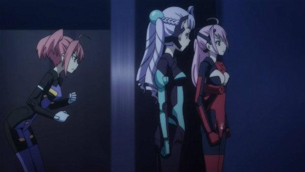 『武装神姫』第3話