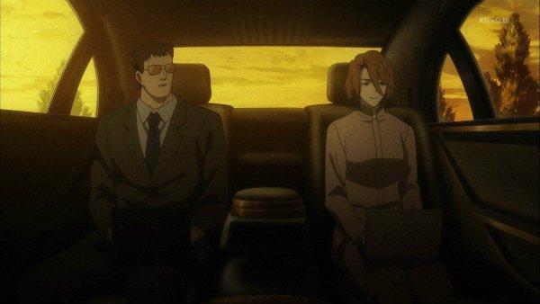 『ヨルムンガンド』第8話
