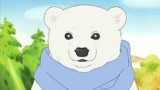 『しろくまカフェ』第25話…ペンギンさんの絵はプロ級? しろくまさんとグリズリーさんの子グマ時代が可愛すぎるwww