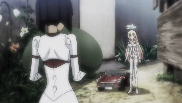 『武装神姫』第4話