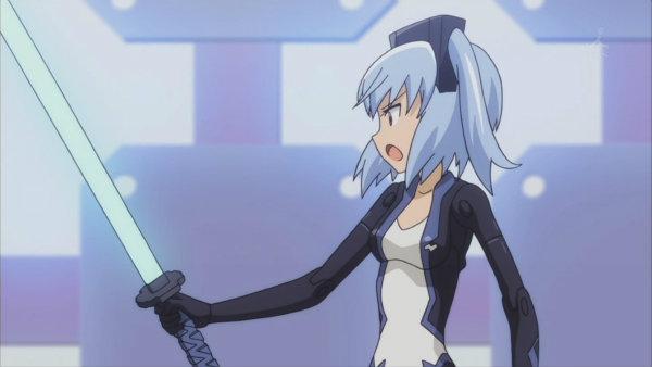 『武装神姫』第2話