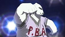 『しろくまカフェ』第26話…これがプロのパンダだ!非常勤パンダさん登場 そして伝説のラッパーMC469MA現る!