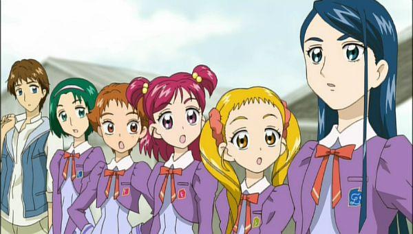 『Yes!プリキュア5』第7話