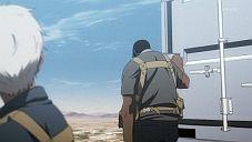 『ヨルムンガンド』第19話…目には目を、爆弾には爆弾を! ワイリさんの職人技に何故か爆笑!