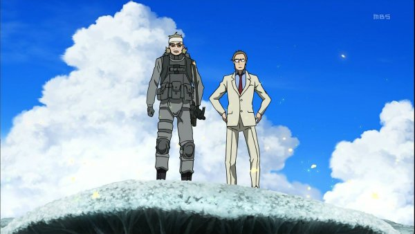 『エウレカセブンAO』第13話