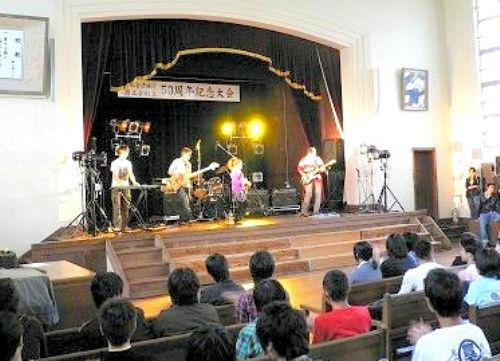 『けいおん!』聖地で軽音甲子園 11月に豊郷町で開催!